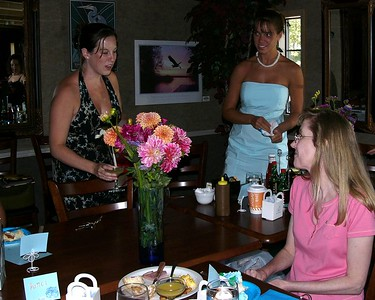 2005 Mandah's Wedding Shower Weekend