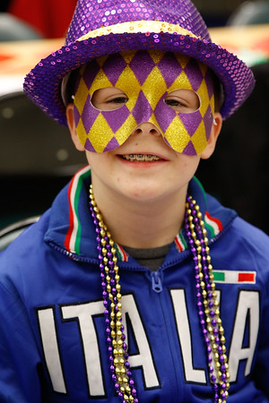 2017 February  Seattle Sons of Italy Meeting and Carnavale