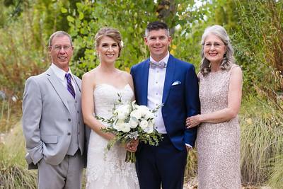 Jennifer and Chris - Family Portraits