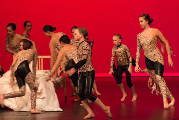 2011 Cornerstone Dance Recital
