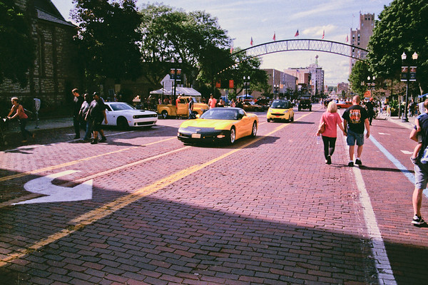Back to the Bricks Color Film