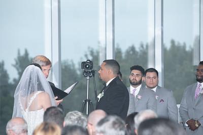 Pedro & Michelle @ Above Weddings (Hilton Garden Inn)