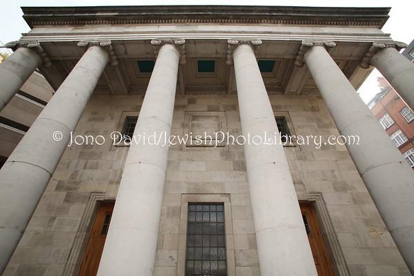 ENGLAND, London. Liberal Jewish Synagogue. (3.2011)