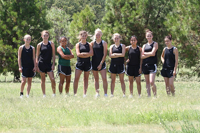 2010 Girls Cross Country