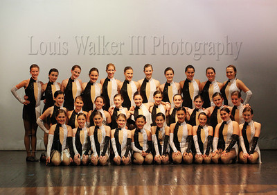 Position One School of Dance 2011