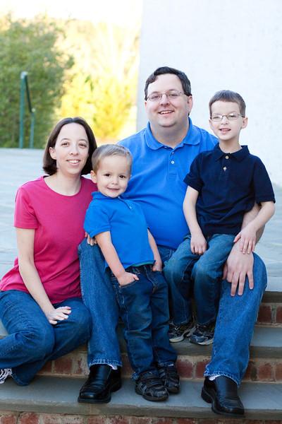 J. Gouldie Family