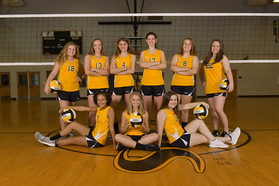 2018 CMS Volleyball