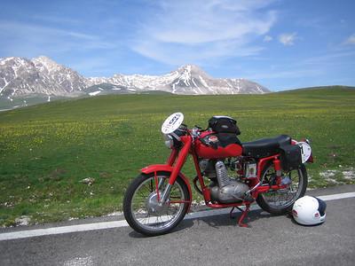 Motogiro d Italia: May 2006