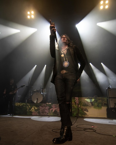 Rival Sons at Union Transfer