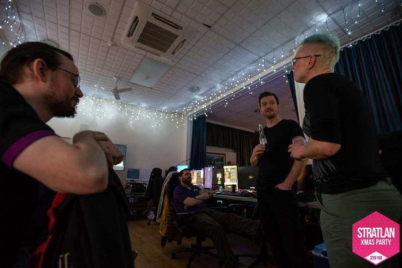 StratLAN XMAS Party 2018 - David Portass/iEventMedia.co.uk