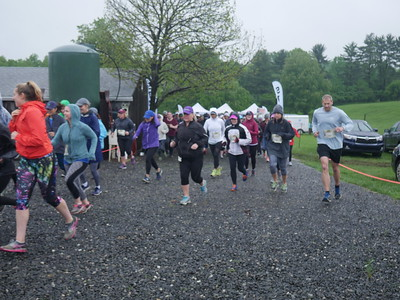 Run the Vineyards - Penns Woods Winery - May 19th