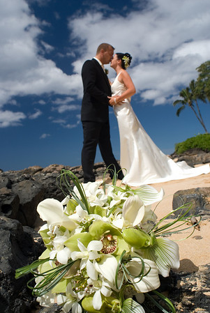 Maui Hawaii Wedding Photography for  Maher 10.11.07