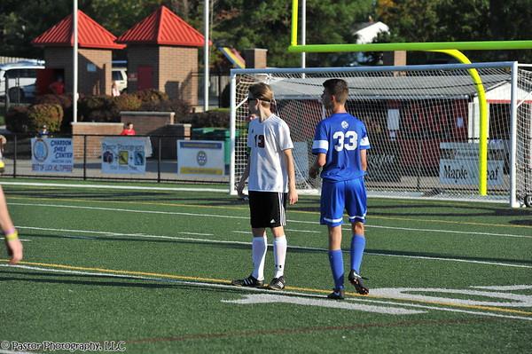 Boys Soccer JV