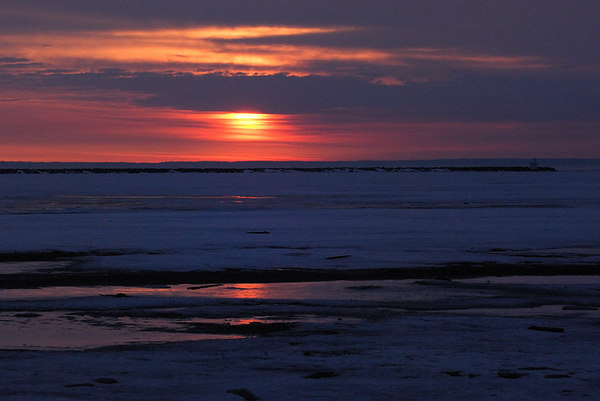 Sunrises  Sunsets and Critters Northern Ontario