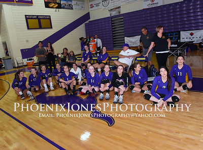 10-26-17 - Sunrise Mountain v Metro Tech - Volleyball