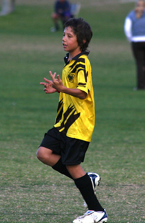 Josh's Soccer Game, Mandurah