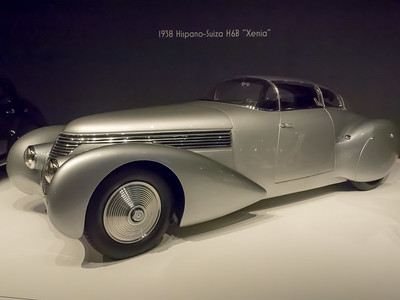 Rolling Sculpture: Art Deco Cars from the 1930s and '40s