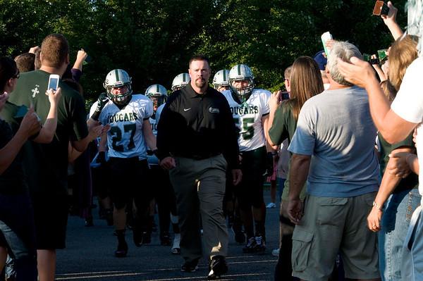 Cougar Football 2011