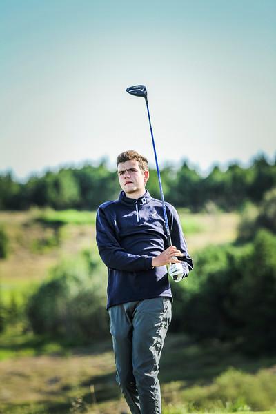 GR, Bjarni Freyr Valgeirsson Íslandsmót í golfi 2019 - Grafarholt 2. keppnisdagur Mynd: seth@golf.is