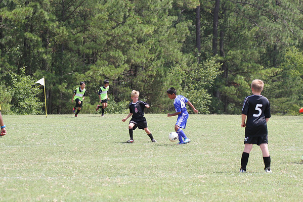 U10 Boys White RYSA Tournament 8-25-2012