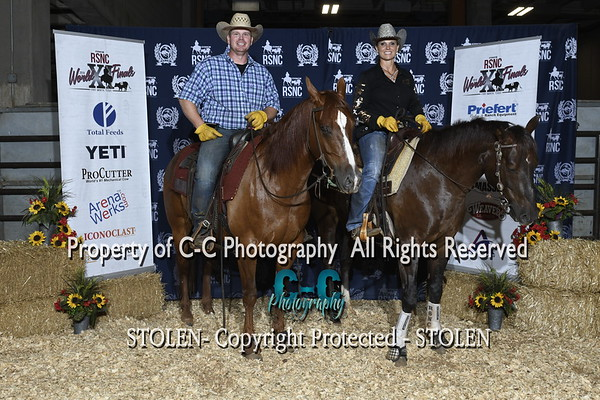 Open Maturity RSNC Finals 2018 Fort Worth TX