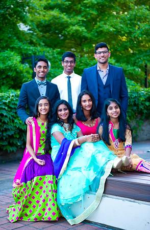 Priyanka's Sweet Sixteen Highlights