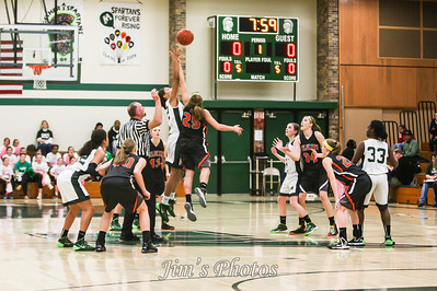 Madison Memorial Girls Basketball - Feb 01, 2014