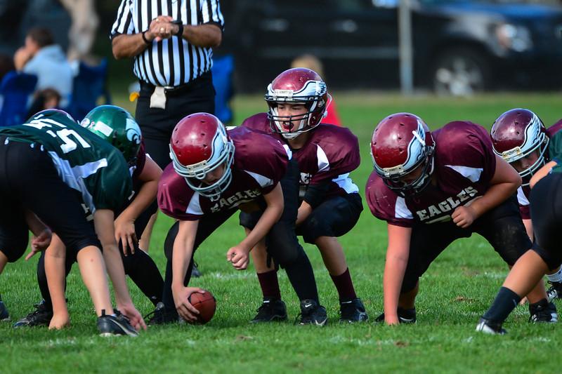 Eagles v. Wildcats - September 30, 2012