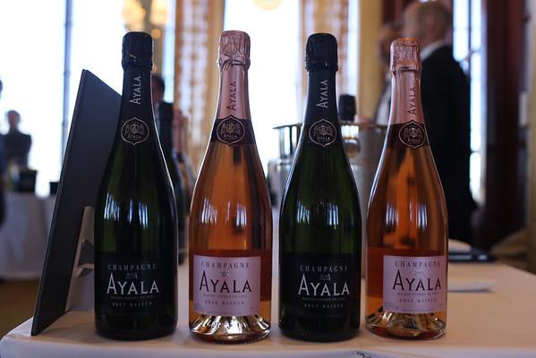 Champagne Bureau - Champagne Tasting in San Francisco (10.21.14)