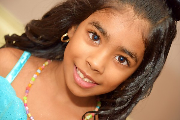 Princess Amisha's 7th Birthday Party