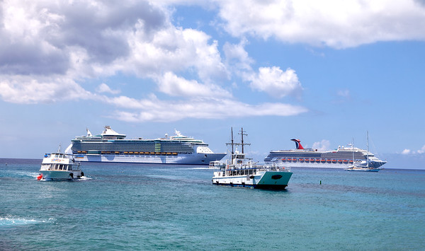 Georgetown, Grand Cayman, March, 2012