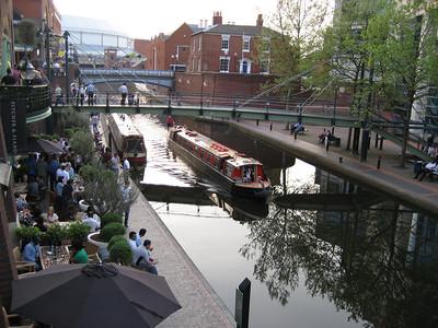 Birmingham-London May 2010