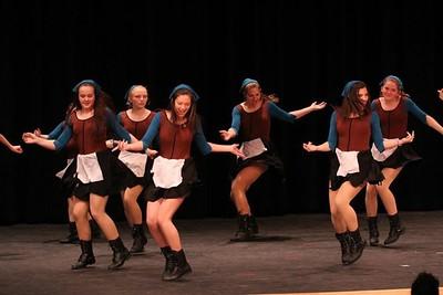 Caitlyn's Dance Recital