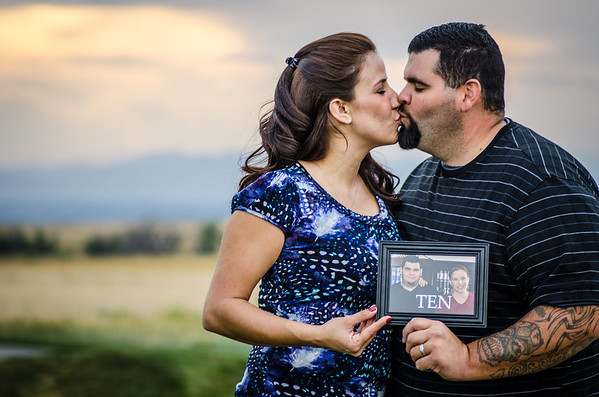 Tasha & Kevin | Buffalo Run Golf Course