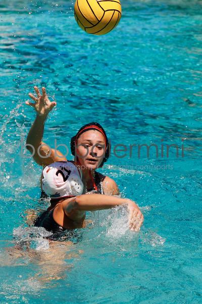 Oxy Women's Water Polo vs Cal Tech 4-20-13