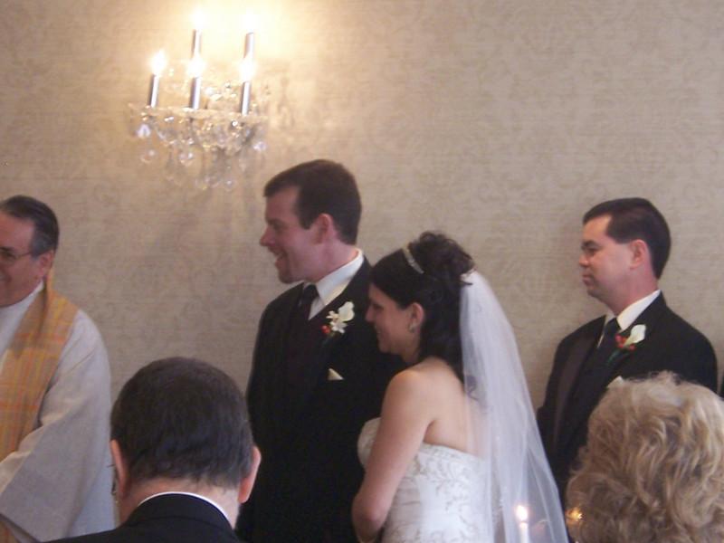 Gettin' married!