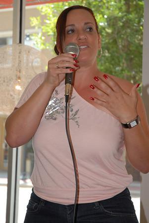 20th Annual National Poetry Slam 09 Women's Showcase @ DWR