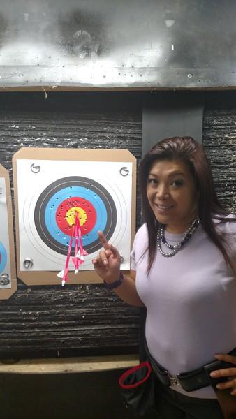 2015-12-08 Archery Practice