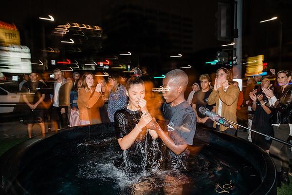 8PM Baptisms