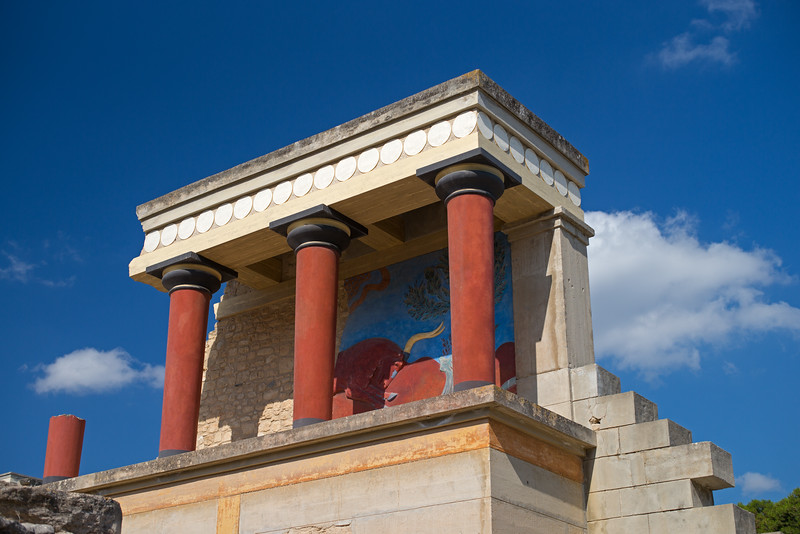 looking up at the Knossos Palace.jpg
