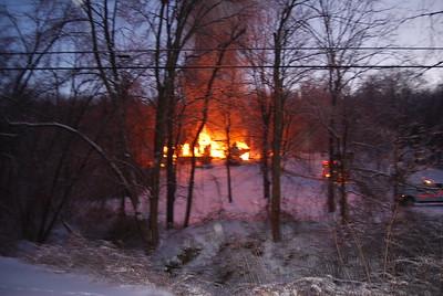 01-31-09 Conesville FD Tyndal Home Fire