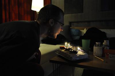 Andy's Birthday