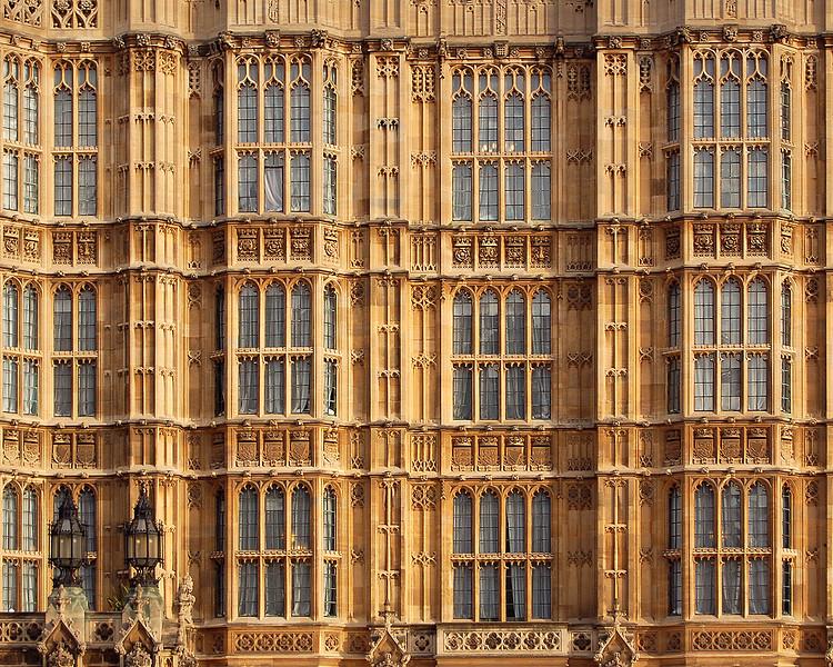 Gothic Architecture at Parliament