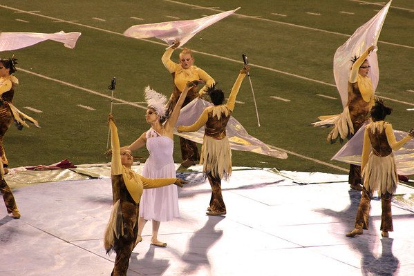 State Marching Band Finals NCWHS