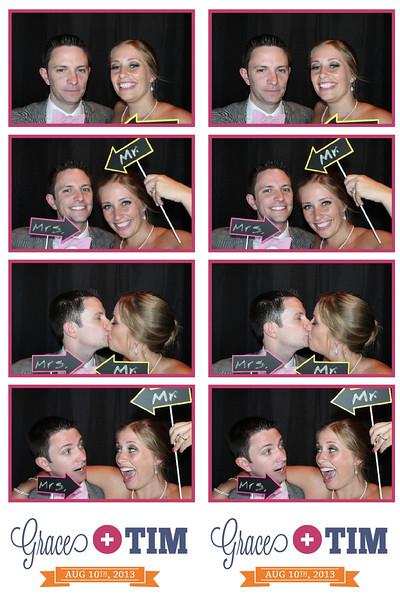 Grace & Tim August 10, 2013