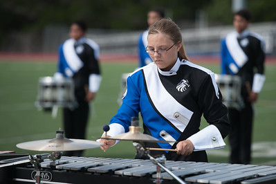 Thunder in the Hills Drumline Competition 2016