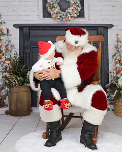 Saxon Santa Mini 2019