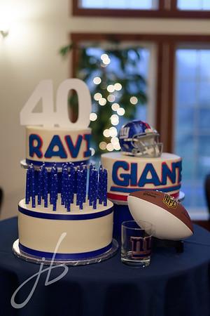 Ravi 40th