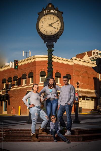 Family Portrait Shoots