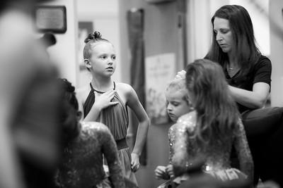 Saunders Girls Dance Recital 2019